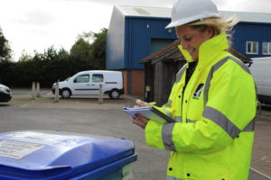 Offering Waste Management Services