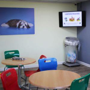 longopac-waste-system-in-break-room