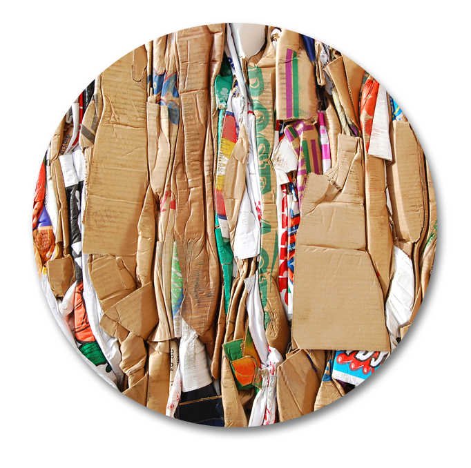 Cardboard & Paper Recycling