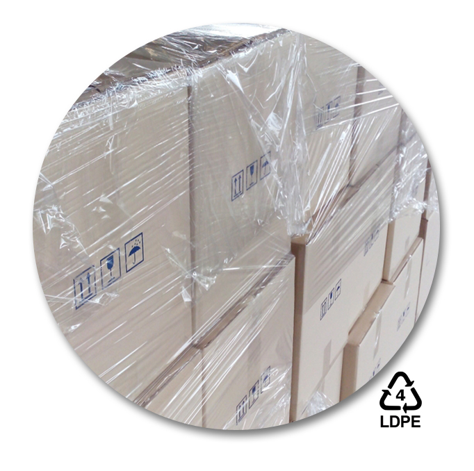 Recycling LDPE plastic