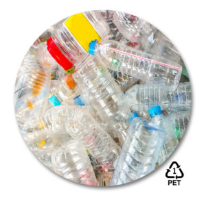 Recycling PET Plastic